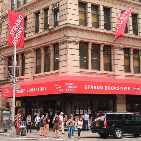 Calling all booklovers! Save The Strand!