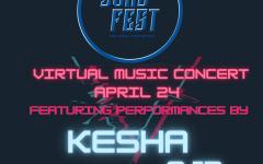 Kesha headlines SUNY Virtual Music Festival