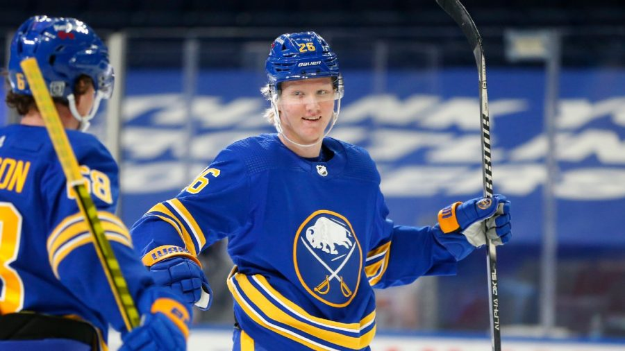 Rasmus Dahlin Signs 3 Year Deal With Sabres