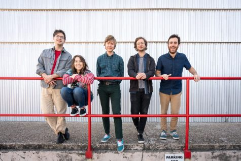 Alt-country/indie band Pinegrove to perform at Town Ballroom